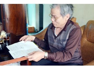 Những vướng mắc trong giải quyết chế độ cho người tham gia kháng chiến bị nhiễm chất độc hoá học ở Quảng Ninh