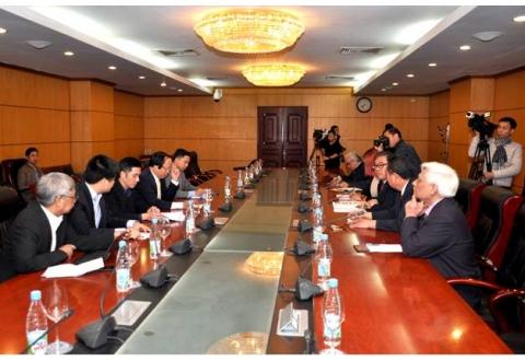 Mở rộng quy mô tẩy độc dioxin bằng phương pháp vi sinh của Hàn Quốc tại A Lưới-Thừa Thiên Huế