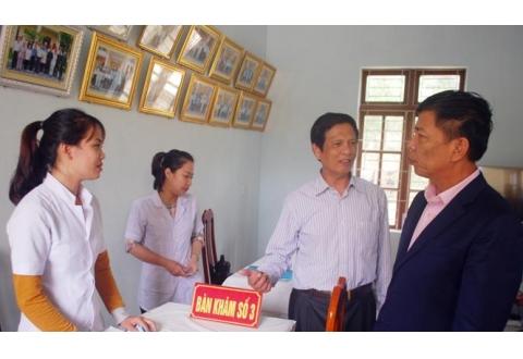 Quảng Bình đẩy mạnh công tác xã hội hóa để hỗ trợ nạn nhân chất độc da cam/dioxin