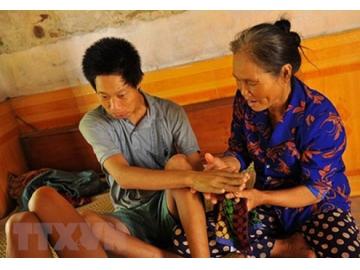 Khởi động Dự án chăm sóc sức khỏe đối với nạn nhân dioxin