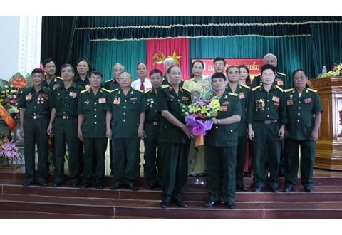 Đại hội Hội Nạn nhân chất độc da cam/dioxin tỉnh Thái Nguyên lần thứ 3 nhiệm kỳ 2018 – 2023
