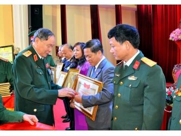 Đại hội Hội Nạn nhân chất độc da cam/dioxin tỉnh Quảng Ninh lần III