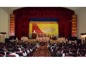 Đại hội Hội Nạn nhân chất độc da cam/dioxin tỉnh Bạc Liêu lần thứ III
