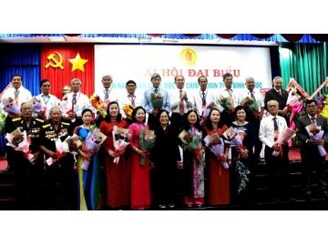Đại hội Hội Nạn nhân chất độc da cam tỉnh Bình Phước