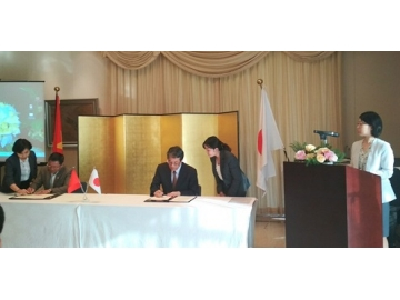 Japan continues supporting vietnamese victimes of agent orange