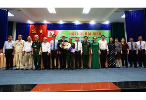 Đại hội đại biểu Hội Nạn nhân chất độc da cam/dioxin tỉnh Bình Dương nhiệm kỳ 2018-2023