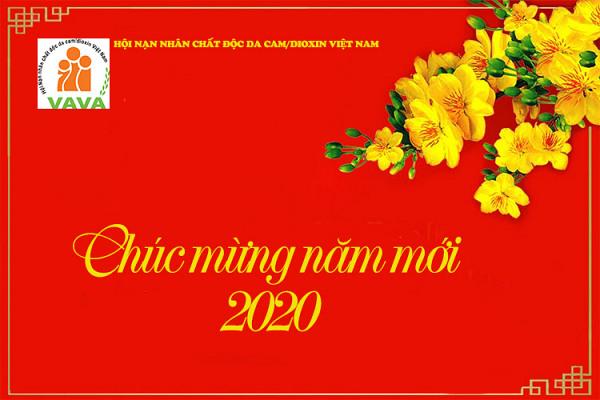 Thư chúc tết của Chủ tịch Nguyễn Văn Rinh