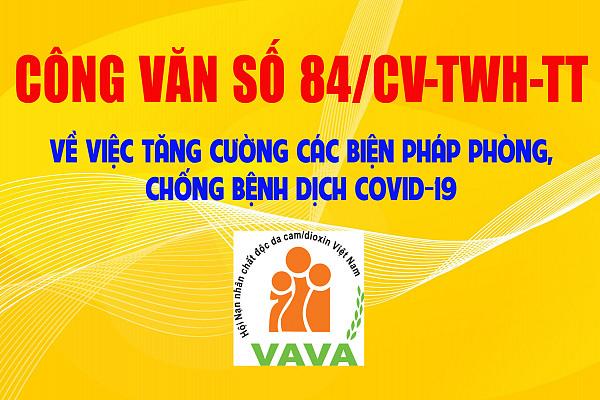 Tăng cường các biện pháp phòng, chống bệnh dịch Covid - 19