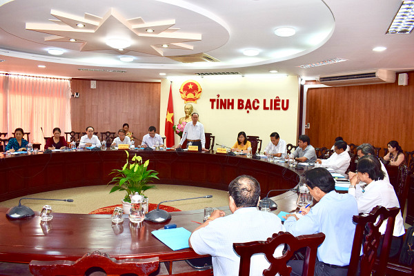 Kết quả kiểm tra thực hiện Chỉ thị số 43-CT/TW tại 3 tỉnh Bạc Liêu, Đồng Tháp, Long An