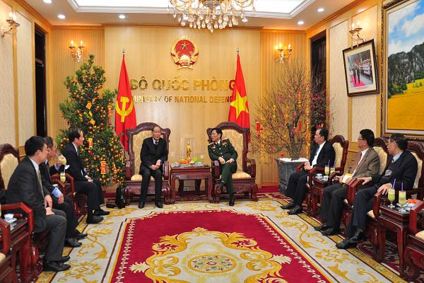 Thông báo Ý kiến chỉ đạo của Bộ trưởng Bộ Quốc phòng