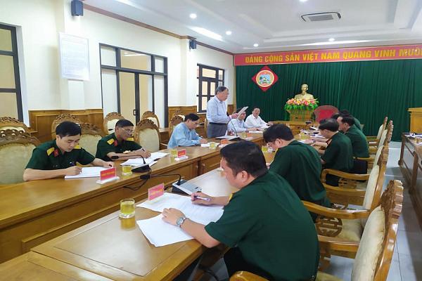Trung ương Hội phối hợp với Quân khu V và Đài Truyền hình VTV8 đẩy mạnh các hoạt động hướng tới Kỷ niệm 60 năm Thảm họa da cam ở Việt Nam