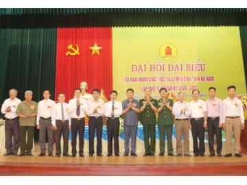 Đại hội Hội Nạn nhân chất độc da cam/dioxin tỉnh Hà Nam lần thứ IV