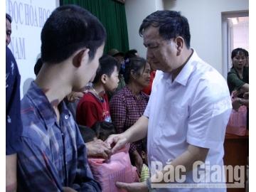 Bắc Giang hội thảo về khắc phục hậu quả chất độc da cam