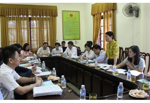 Sở LĐ-TB-XH Nghệ An xử lý vấn đề báo nêu