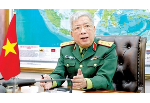 Deputy Defence Minister receives director of USAID Vietnam