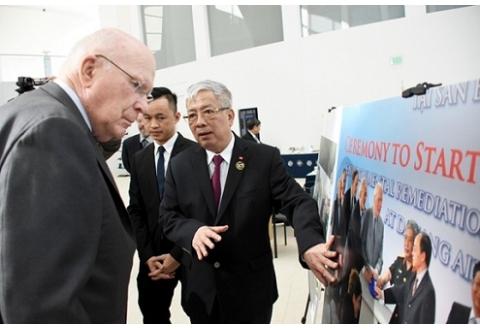 """Hội thảo Viêt-Mỹ """"Khắc phục hậu quả chiến tranh: Chặng đường hòa giải và hợp tác tương lai giữa Việt Nam và Hoa Kỳ"""""""