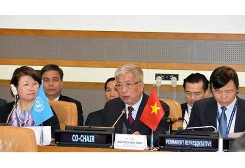 Hội thảo tại Liên hợp quốc về khắc phục hậu quả chiến tranh