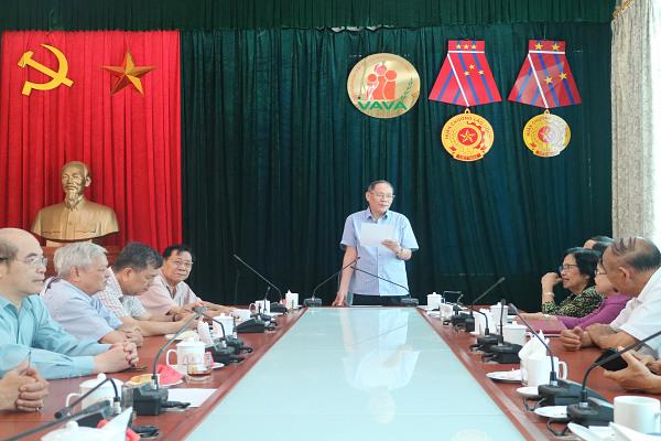 Hội nghị Ban Thường vụ Trung ương Hội lần thứ 3 (nhiệm kỳ IV) năm 2020