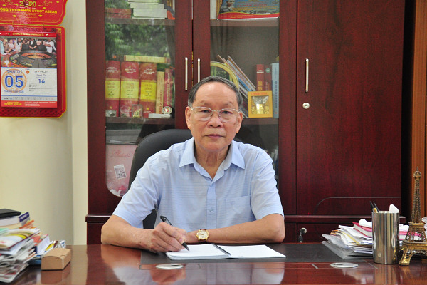Thư của Chủ tịch Nguyễn Văn Rinh gửi bà Trần Tố Nga bày tỏ sự ủng hộ nhân việc Tòa án Evry quyết định đưa ra xét xử vụ kiện