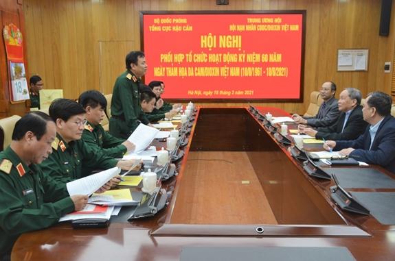 Phối hợp tổ chức thành công các hoạt động Kỷ niệm 60 năm ngày Thảm họa da cam ở Việt Nam