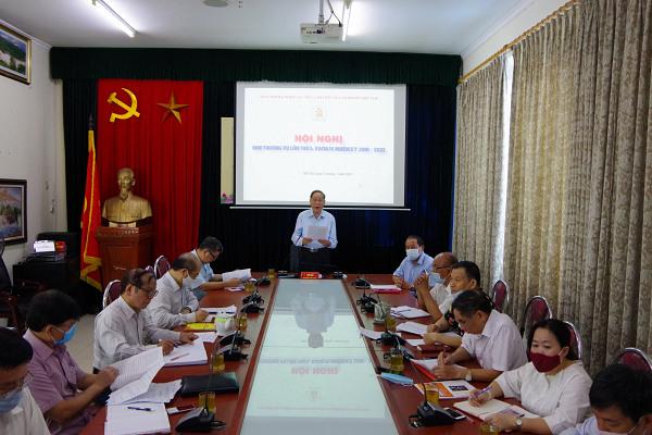 Hội nghị Ban Thường vụ Hội NNCĐDC/dioxin Việt Nam lần thứ 5, khóa IV, nhiệm kỳ 2018 - 2023